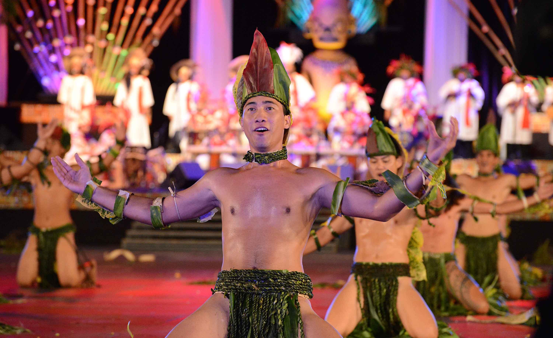 Un spectacle de danse polynésienne – photo2