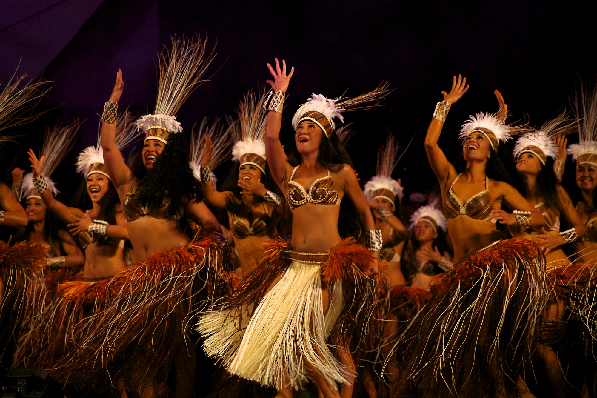 Tahitian Dance Festival